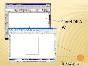 CorelDRAW Inkscape