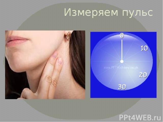 Измеряем пульс