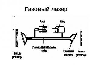 Газовый лазер