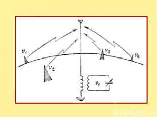 Емкость конденсатора можно плавно изменять, меняя тем самым собственную частоту