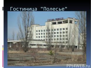 """Гостиница """"Полесье"""""""