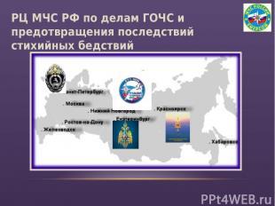 Северо-западный региональный центр – г. Санкт-Петербург Уральский региональный ц