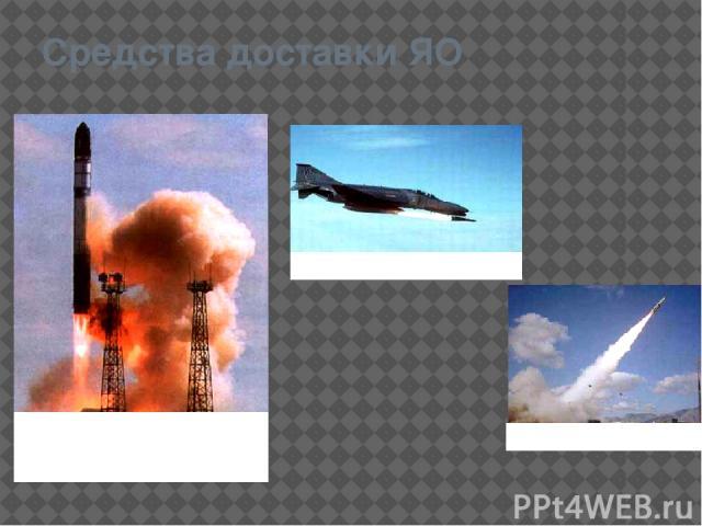Средства доставки ЯО Межконтинентальная баллистическая Ракета РС-208 Бомбардировщик Ракета