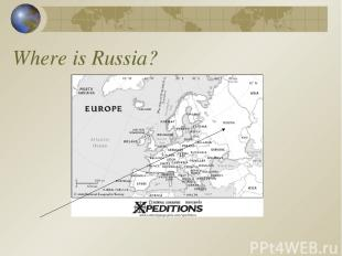 Where is Russia?
