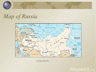 Map of Russia www.flags.net/RUSS.htm