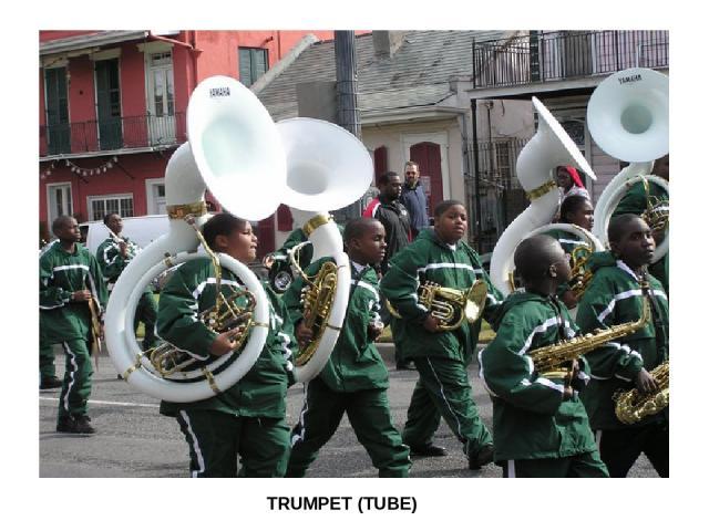 TRUMPET (TUBE)