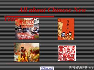 All about Chinese New Year 900igr.net