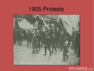 1905 Protests