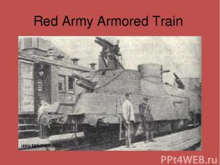 Red Army Armored Train