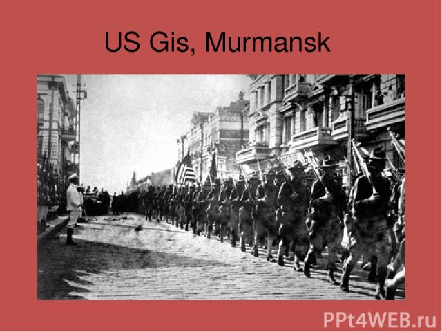 US Gis, Murmansk