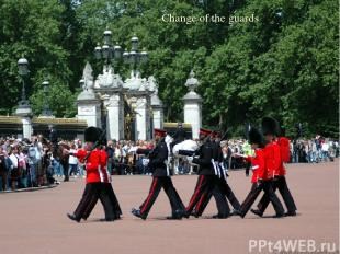 Change of the guards