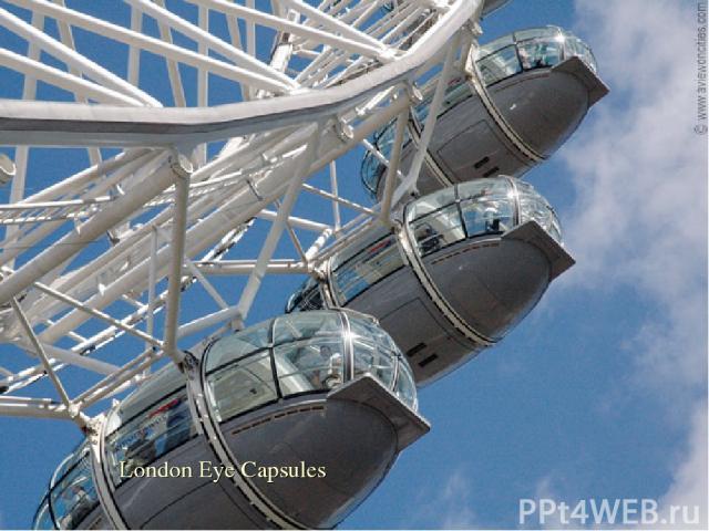 London Eye Capsules