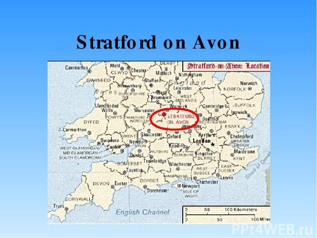 Stratford on Avon