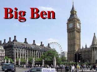 Big Ben 900igr.net