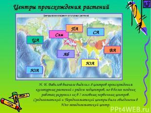 Методы селекции Таблица «Основные методы селекции растений и животных Задание 2: