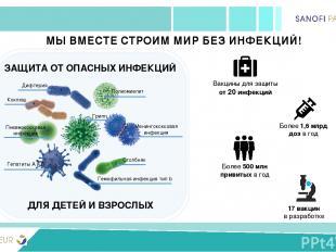 PRIVIVKA New version ДЛЯ ДЕТЕЙ И ВЗРОСЛЫХ ЗАЩИТА ОТ ОПАСНЫХ ИНФЕКЦИЙ Полиомиелит