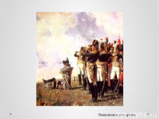 Наполеон и его армия