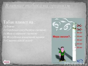 Курение вызывает преждевременный износ сердца, сосудов, Одна выкуренная сигарета