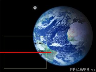 Иов.26:6-8 7 Он распростер север над пустотою, повесил землю ни на чем. 8 Он зак