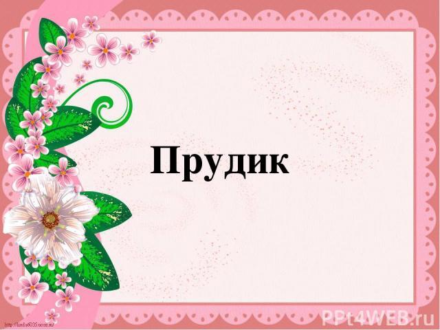 Прудик