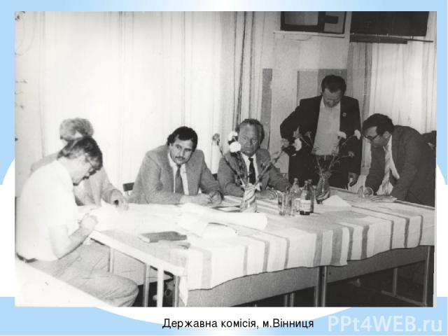 Державна комісія, м.Вінниця