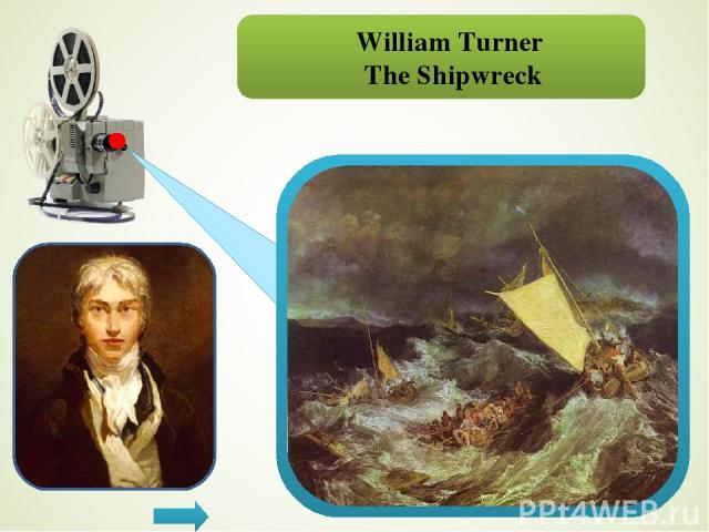 William Turner The red Righi Sun