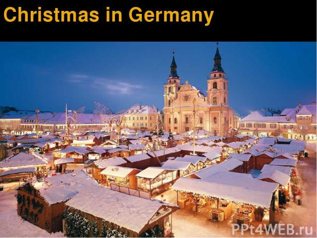 Christmas in Germanу