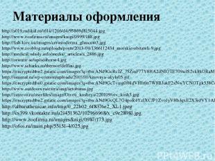 Материалы оформления http://s019.radikal.ru/i614/1206/d4/95869d815044.jpg http:/